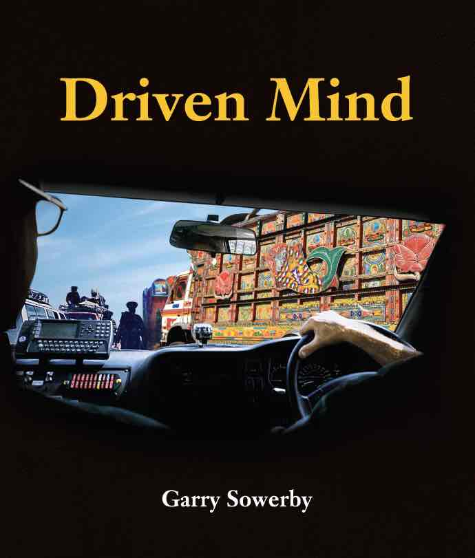 Driven Mind (cover)